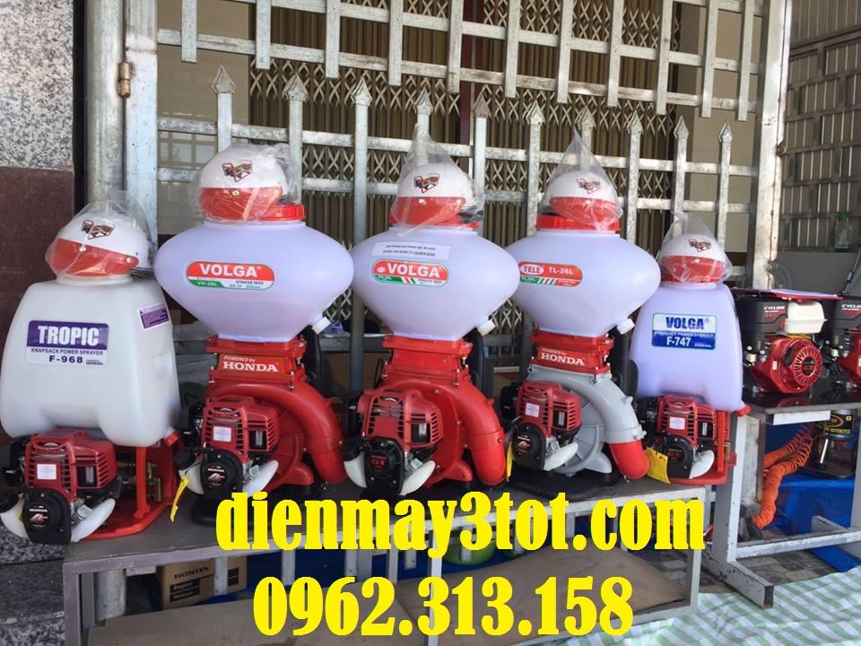 Máy phun sạ lúa Honda GX35 chính hãng Thái Lan dễ sử dụng 5