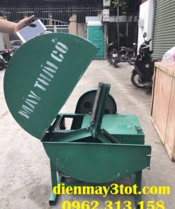máy băm cỏ