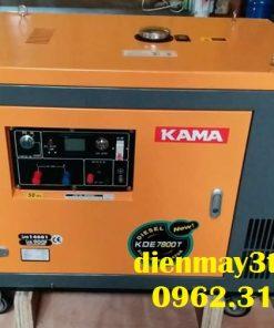 máy phát điện chạy dầu 6kw