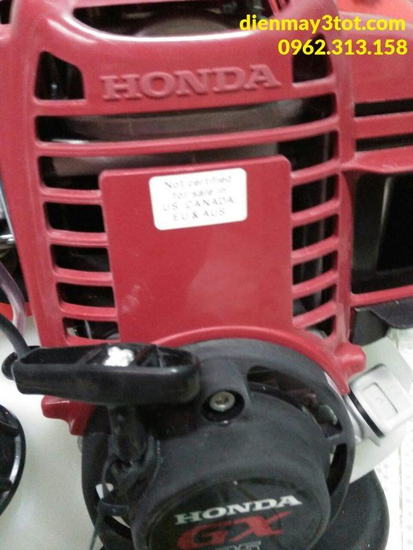 Máy phun vôi bột Honda GX35 Thái Lan hàng chuẩn 2