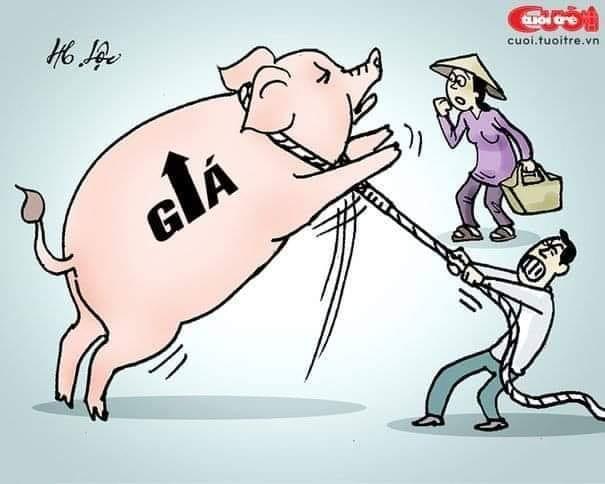 Thưởng thịt lợn để dụ khách hàng đến gửi tiền