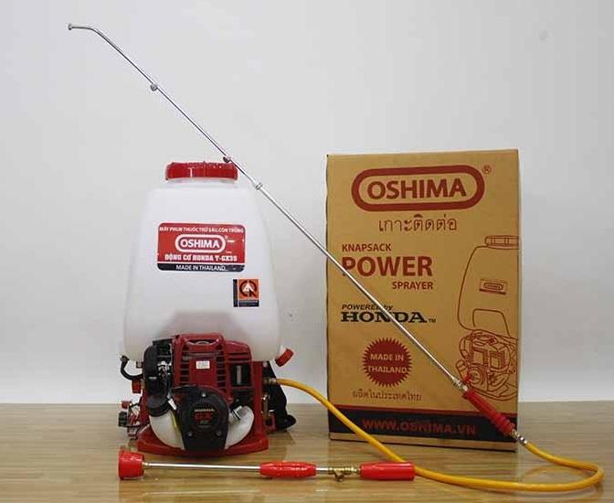 Máy phun thuốc Oshima TGX35 động cơ Honda Thái Lan